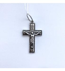 Крест серебряный (1081)