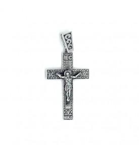 Крест мужской с распятием (1100)