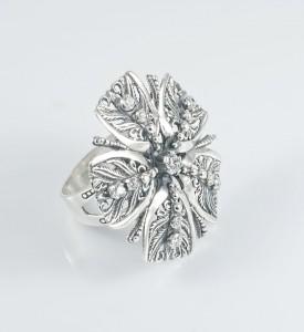 Кольцо Цветок (1290)