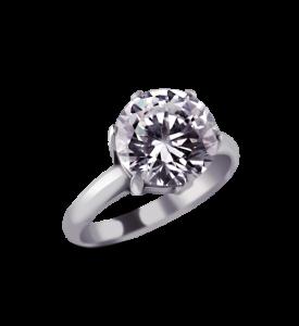 Сапфир кольцо (19009)