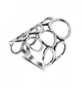 Кольцо серебряное Олимпия (19109р)