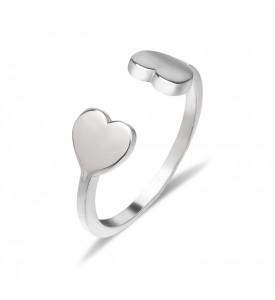 Кольцо из серебра Одри (19115р)
