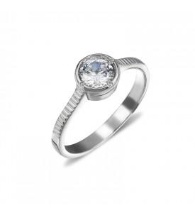 Кольцо серебряное Злата (19123р)