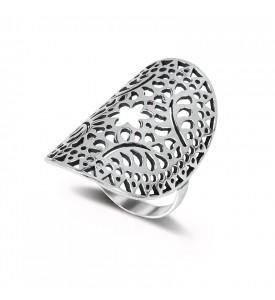 Серебряное кольцо Дакар (19156)