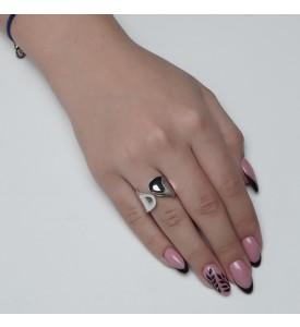 Серебряное кольцо Таити (19186р)