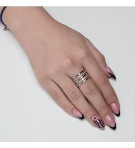 Серебряное кольцо Тиволи (19191р)
