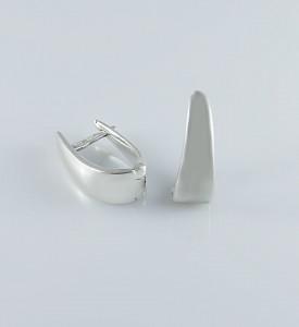 Серебряные серьги Стелла мал.(29054)