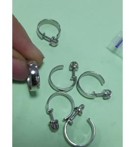 Серебряные серьги Полудужка (29199р)