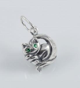 Кулон Лунный кот (39004)