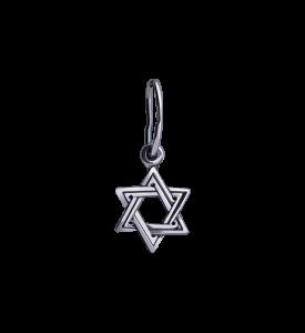 Кулон Звезда Давида (39022)