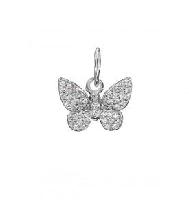 Кулон бабочка Зорька (39121р)