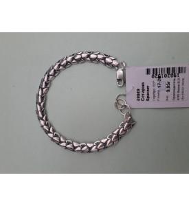 Серебряный браслет Сетария(49049)