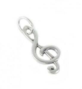 Подвеска Скрипичный ключ (83330)