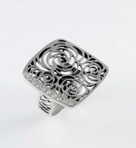 Кольцо серебряное Синевир (19802)